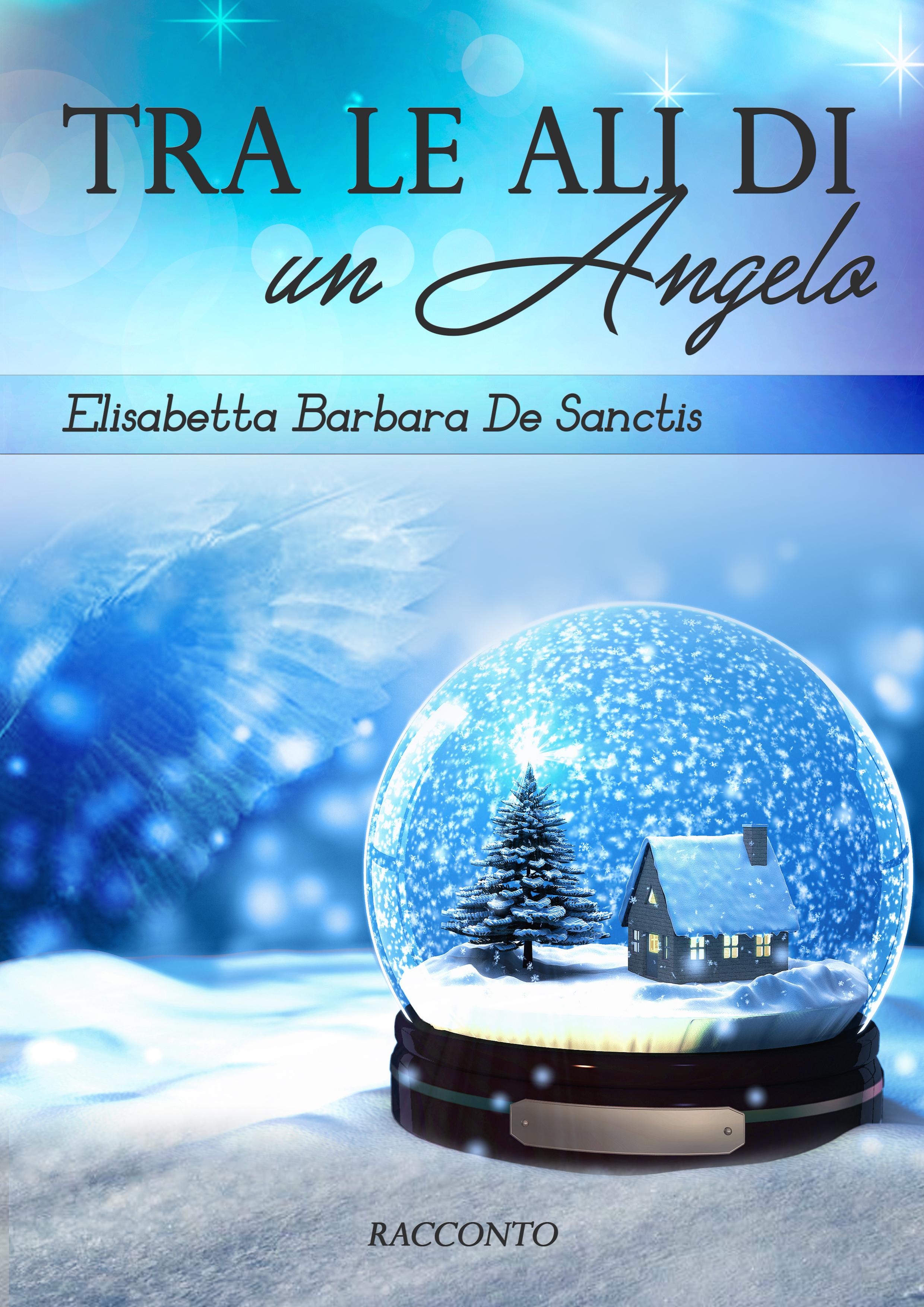 Tra le ali di un angelo cover - i miei libri