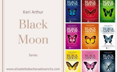 Keri Arthur Black Moon Series 2