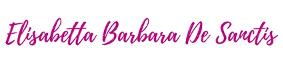 Elisabetta Barbara De Sanctis firma